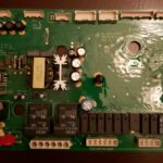 GE WR55X25622 Refrigerator Electronic Control Board