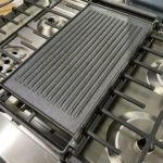 Gas stove griddle for GE PGS960EEL2ES PGB940SEJ5SS