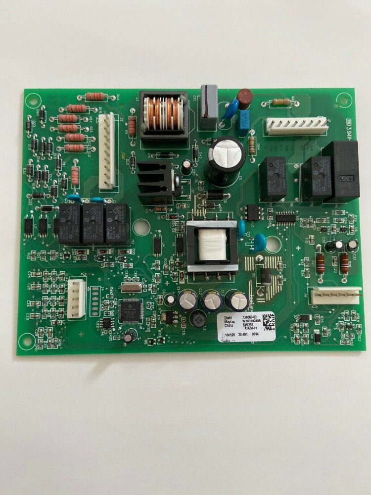 W10310240A WHIRLPOOL Refrigerator Electronic Control Board Not Working