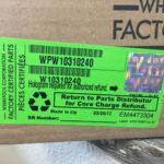 Whirlpool Refrigerator Control Board #WPW10310240 (OEM)