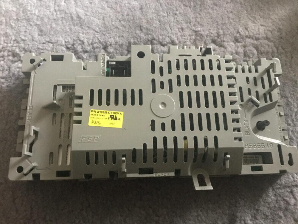 Whirlpool Washer Control Board W10188476