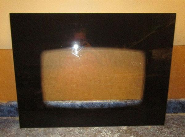 Maytag Range Oven Door Glass AGR5725RDB12