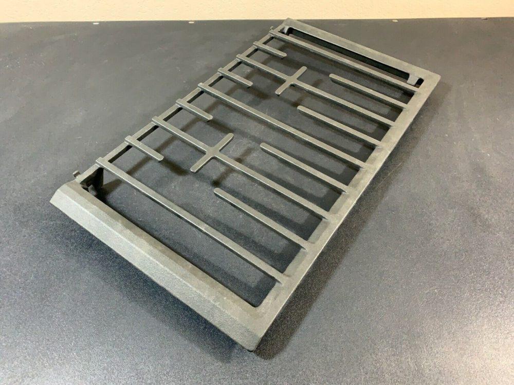 """Whirlpool Stove Burner Grate Right W11159640 W11037721 W11045677, 21 5/8"""" x 12"""""""