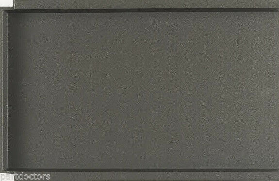 Range cooktop griddle for Amana BC20N-P602354W