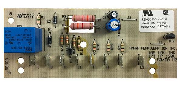 Refrigerator Control Board ED20DBXEB00 SBD20S4L 2