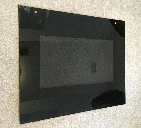 Thermador Oven Door Glass Panel S272T SMW272B