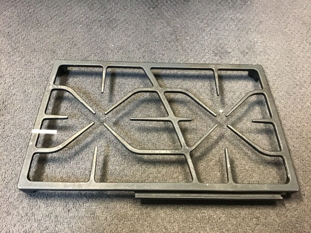 WB49X10183 WB49X10092 GE Monogram Cooktop Left Side Cast Iron Grate