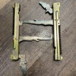 """Thermador 30"""" Oven Door Hinge Set (2 Hinges) 14-31-751, 00486917, 486917"""