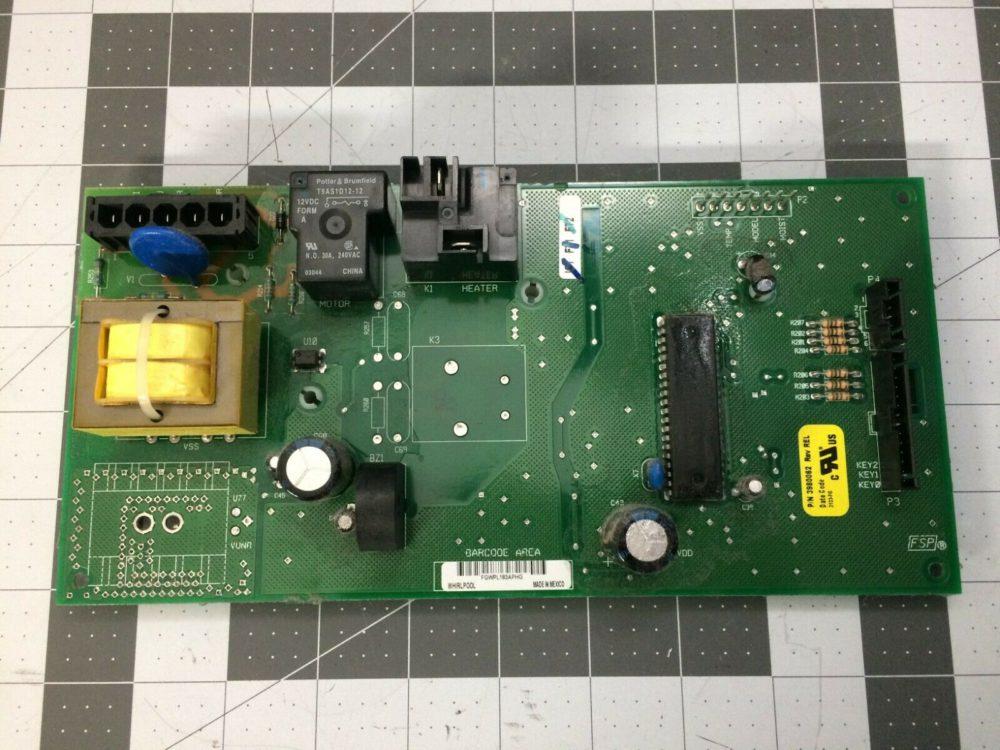 Whirlpool Kenmore Dryer Control Board P# 3980062 8557308 8546219 WP8546219