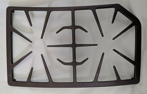 burner grate for Bosch Thermador SGS304ZS SGS365CB
