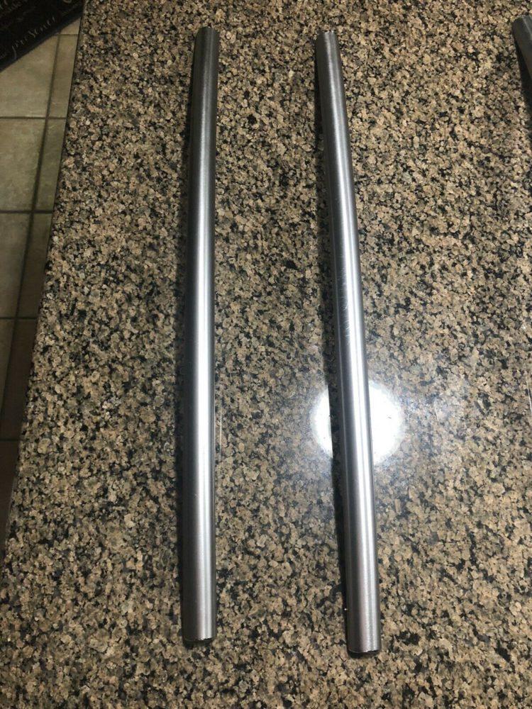 DA99-03914C Samsung Refrigerator Freezer Right Door Handle Stainless Steel
