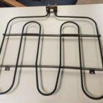Electric Range Heating Broil Element for Samsung FTQ352IWUW