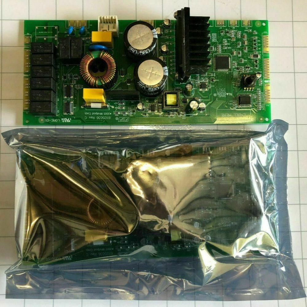 Washer Control Board For Whirlpool WTW6600SW2 WTW6400SW3 WTW6400SW2 WTW6200SW2