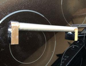 KitchenAid Fridge Door Handle KRMF606ESS00 KRMF606ESS01