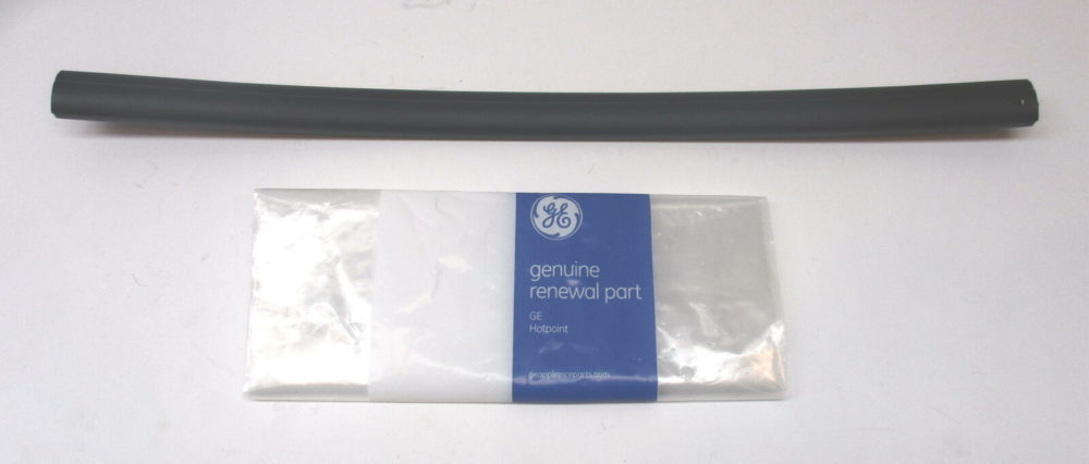 WB15X10003 Genuine GE Range Oven Door Handle Black AP2021155 PS232083