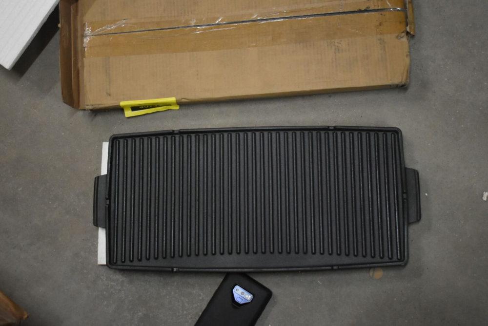 Range Griddle for Electrolux EI30GS55LWA EI30GS55LWB