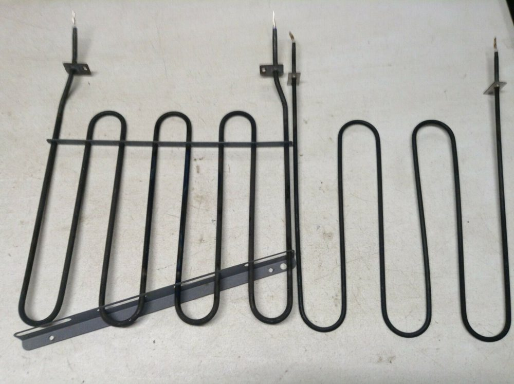 Range Heating Element for Crosley CCRE3880LWF CRE3875PBA