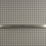 W11045129 WHIRLPOOL Refrigerator door handle (stainless)