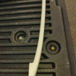 Whirpool Range Oven Door Handle W10212216 WPW10202216