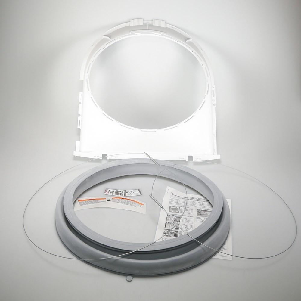 Washer Door Boot Gasket Kit for Bosch WFMC2100UC