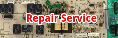 74007954 Whirlpool Range Oven Control Board Repair Service