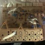 Asko Dishwasher Control Board 8801202