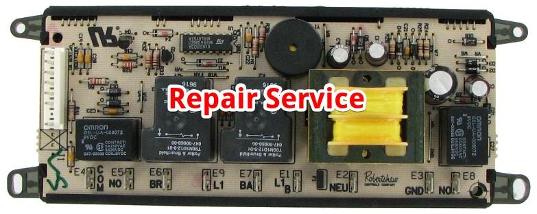 Frigidaire 316080103 Oven Range Control Board Repair Service