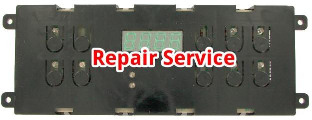 Frigidaire 316222902 Oven Range Control Board Repair Service