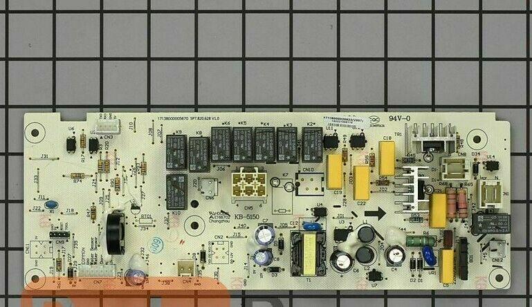 Frigidaire Washer Control Board 5304511341 for Washing Machine FFTW4120SW FFTW4120SW0 FFTW4120SW1