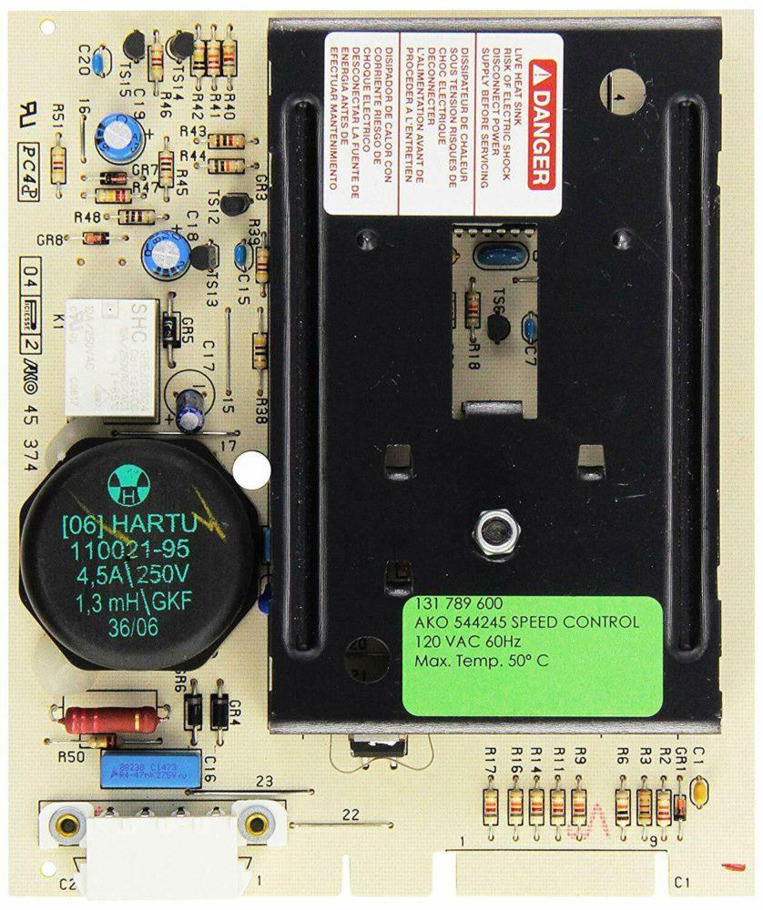 OEM Frigidaire 131789600 Washer Motor Control Board