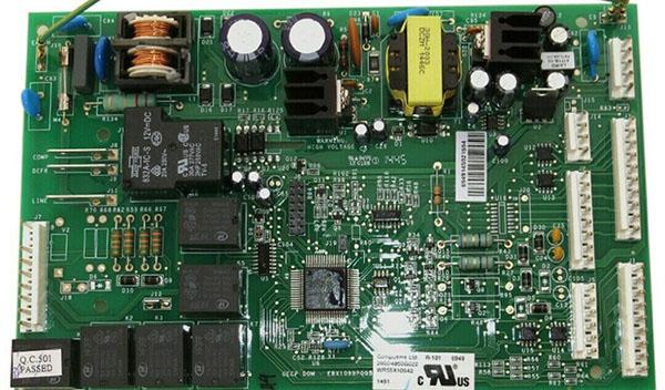 GE Refrigerator Main Control Board WR55X10942P