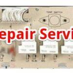 GE WB27K5046 Oven Control Board Repair Service