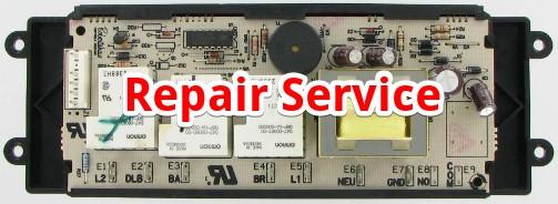 GE WB27K5148 Oven Control Board Repair Service