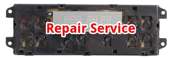 GE WB27T10495 Oven Control Board Repair Service