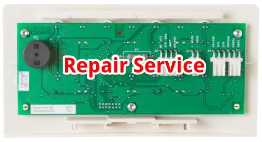 GE WR55X10306 Refrigerator Control Board Repair Service
