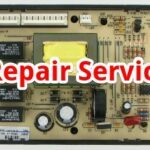 Kenmore Frigidaire 316557232 Range Control Board Repair Service
