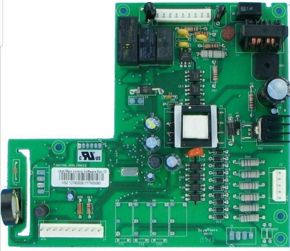 Kenmore Refrigerator Control Board Repair Service W10205115