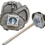 Kenmore Washing Machine Transmission Gearcase 134735700 for 41799370810 41799190810