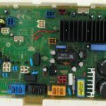 LG EBR44289802 Washer Control Board