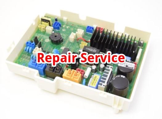 LG Washer Electronic Control Board EBR62545102 Repair Service