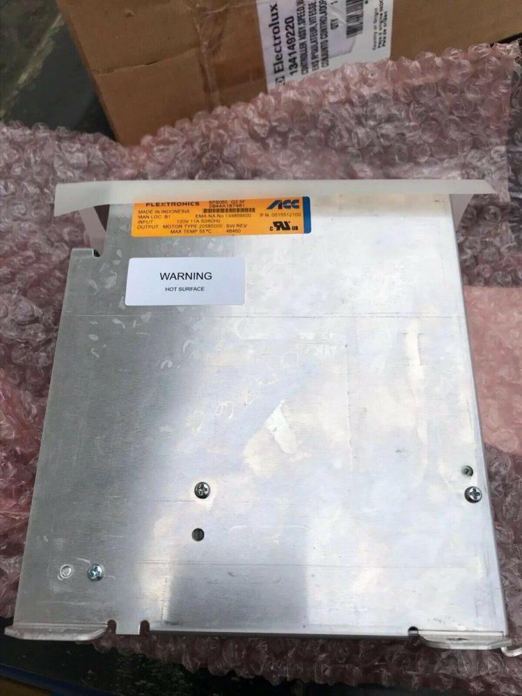 NEW OEM 134149220 Frigidaire Motor Control Board 134149220 134859500