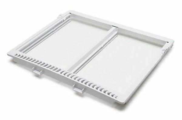 Refrigerator Crisper Pan Cover Frame 240364790