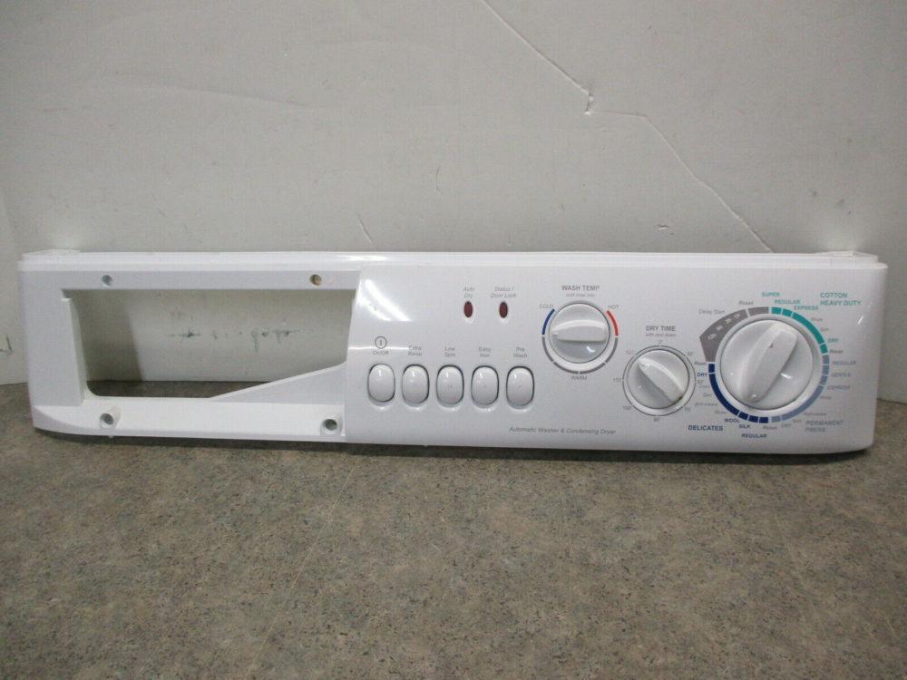 Splendide Washer Dryer Combo Control Panel WDC7100X
