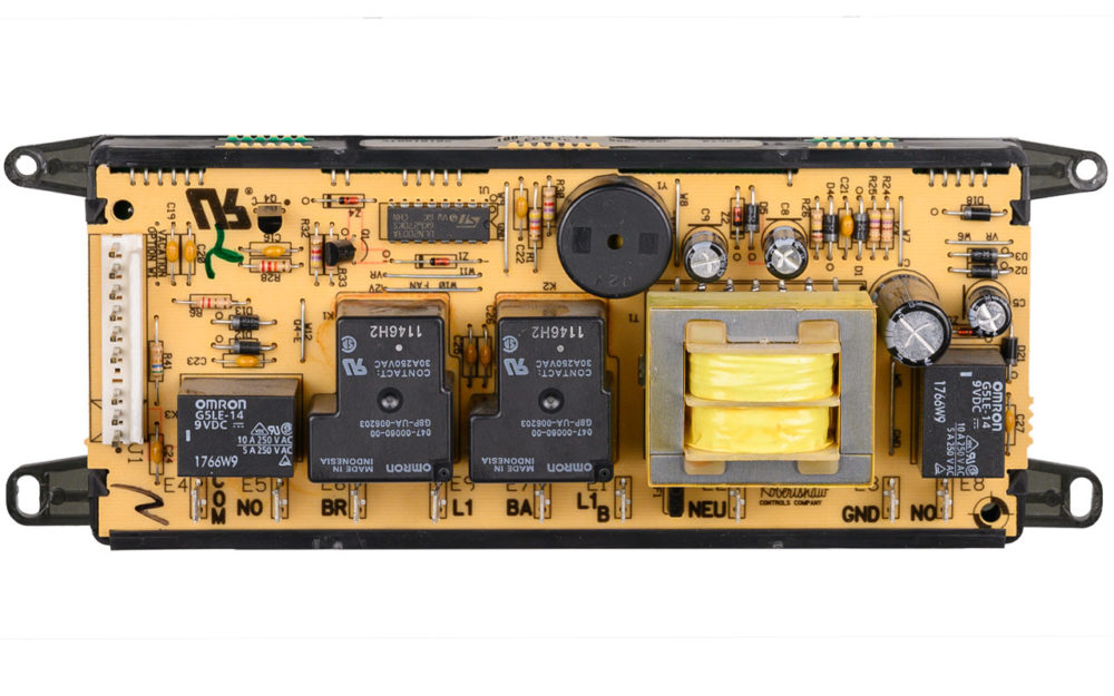 Thermador Boasch Oven Timer Control Board 00486752
