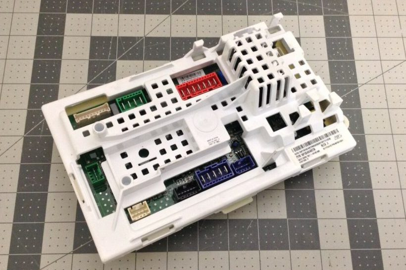 Whirlpool Amana Washer Control Board W10484679