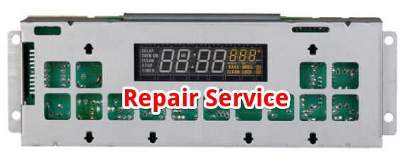 WB27K5040 OVEN CONTROL BOARD REPAIR Service