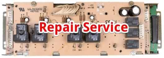 WB27K5048 GE Range Oven Control Board Repair Service