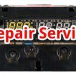 WB27T10276 Oven Control Board Repair Service