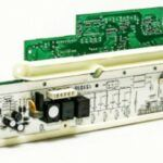 WH12X10613 GE Washer Panel Control Board