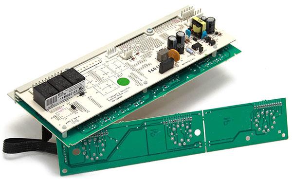 WH12X10614 GE Washer Control Board